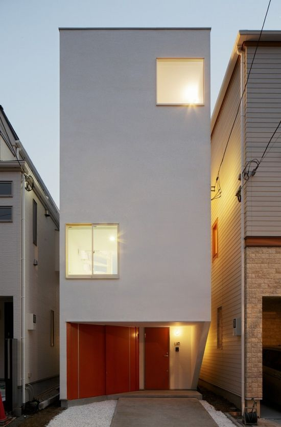 Stay Residence by Studio Loop #japan | http://wonderful-architecture-pictures.blogspot.com