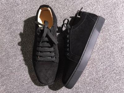 buy online 25fb0 39d07 Christian Louboutin Sneaker Low Top Junior Men Shoes in 2019 ...