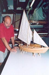 Quinze marins sur le bahut du mort...: Maquettes de bateaux de la lagune