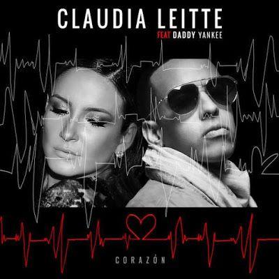 Baxando: Claudia Leitte feat. Daddy Yankee - Corazón