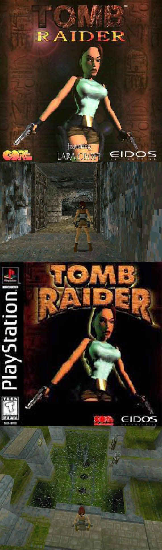 #TombRaider #LaraCrofts first adventure is still worth playing! #RetroGamer #PlayStation, #SegaSaturn http://www.levelgamingground.com/original-tomb-raider-review.html