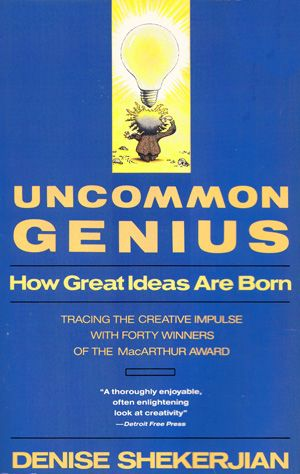 uncommon genius: stephen jay gould on why dot-connecting is the key to creativity | brain pickings
