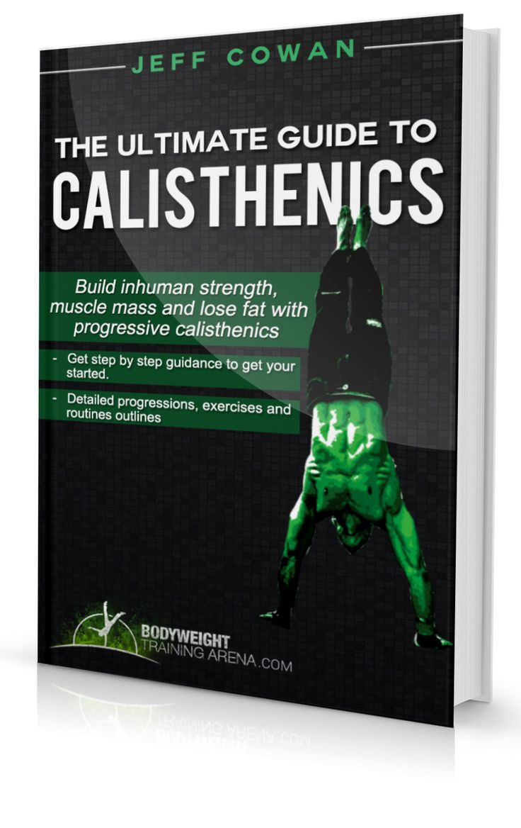 Ultimate Guide To getting Started With Calisthenics - Body Weight Training ArenaBody Weight Training Arena