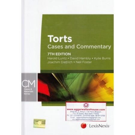 LexisNexis Torts Cases and Commentary Edition 2016