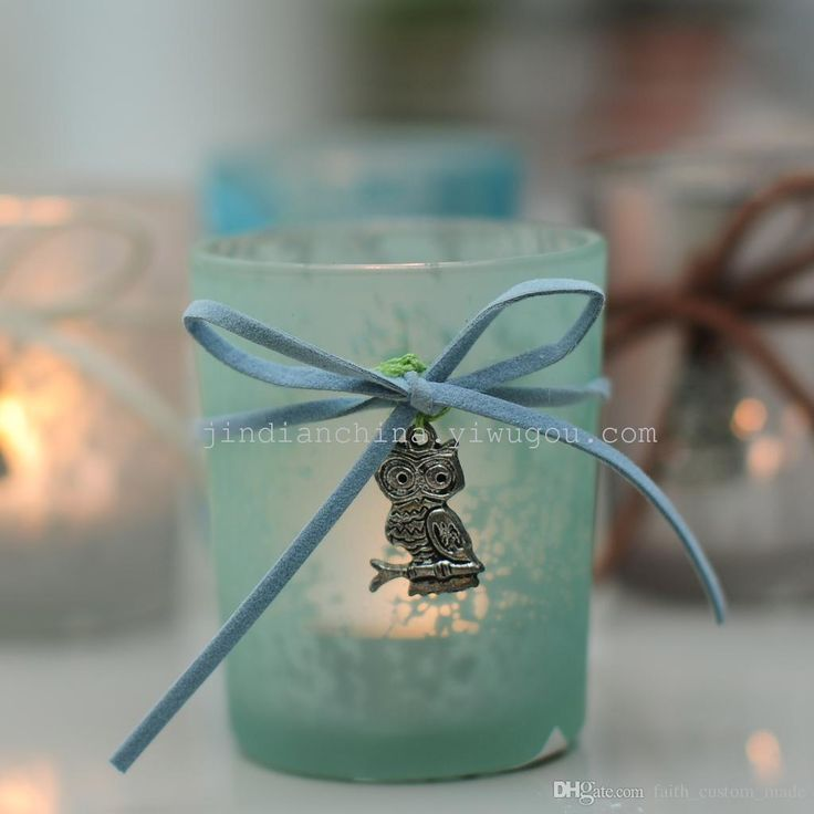You will be amazed at  2016 new simple aladdin lamp owl glass candlestick cartoon decoration candle favors glasses candle cup custom made multicolour choice in faith_custom_made and be pleased to buy candle votives,candles for sale and chocolate wedding favors at a lowest price on DHgate.com.