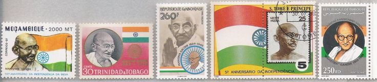 "FLAGS and STAMPS: Quest for a National flag for India, Part - XVII ""National Flag of Independent India- 1947"""