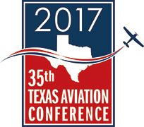 TxDOT's 35th Annual Texas Aviation Conference April 19-21, 2017. Embassy Suites San Marcos Hotel, Spa & Conference Center, 1001 E McCarty Lane, San Marcos, TX 78666.