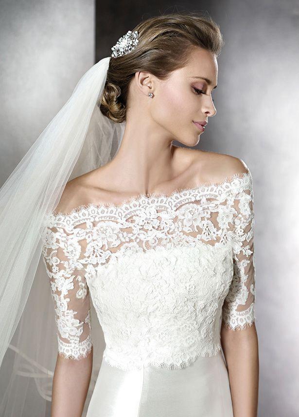 63 besten Wedding Pronovias// San Patrick Bilder auf Pinterest ...
