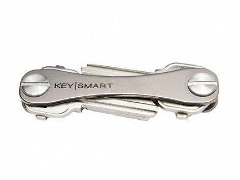 Μπρελόκ Keysmart Τιτανίου | www.lightgear.gr