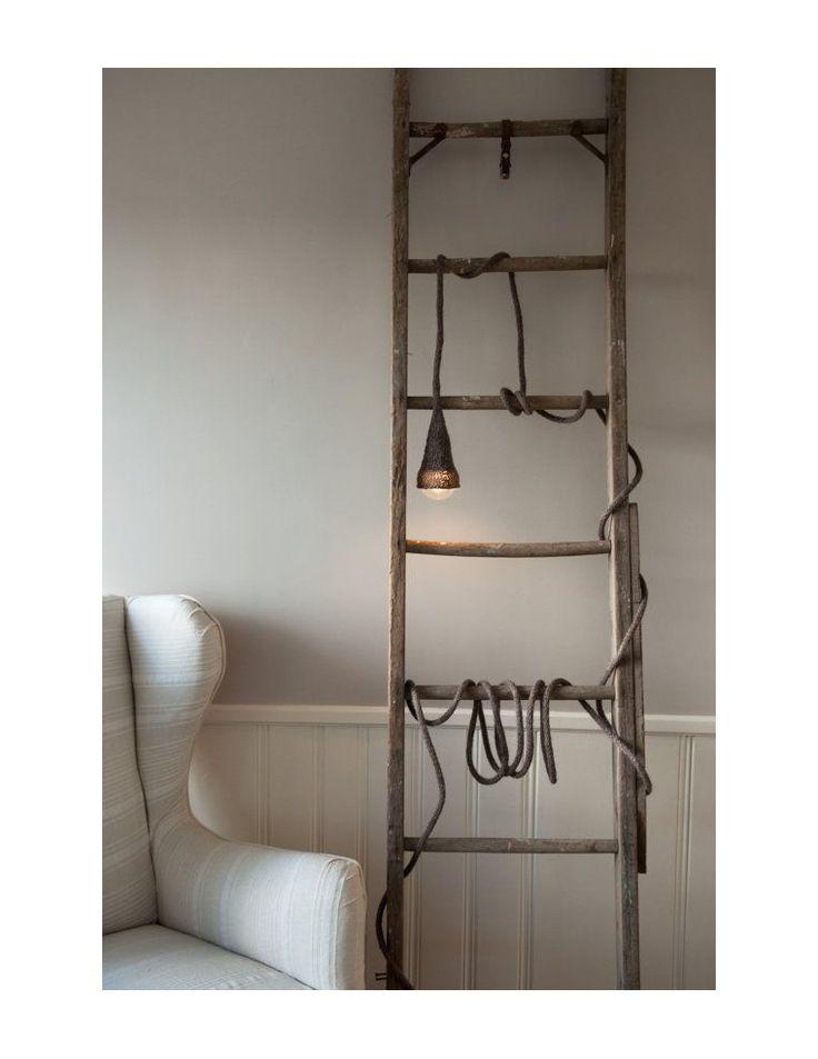 M s de 1000 ideas sobre escaleras de bamb en pinterest - Escalera de bambu ...