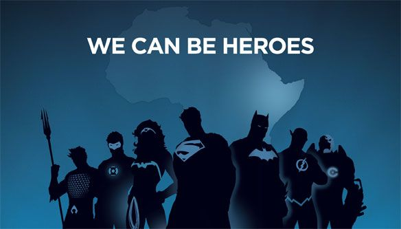 DC heroes only though
