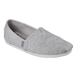 Shop for Women's Skechers BOBS Plush Express Yourself Alpargata Gray. Free Shipping on orders over $45 at Overstock.com - Your Online Shoes Outlet Store! Get 5% in rewards with Club O!