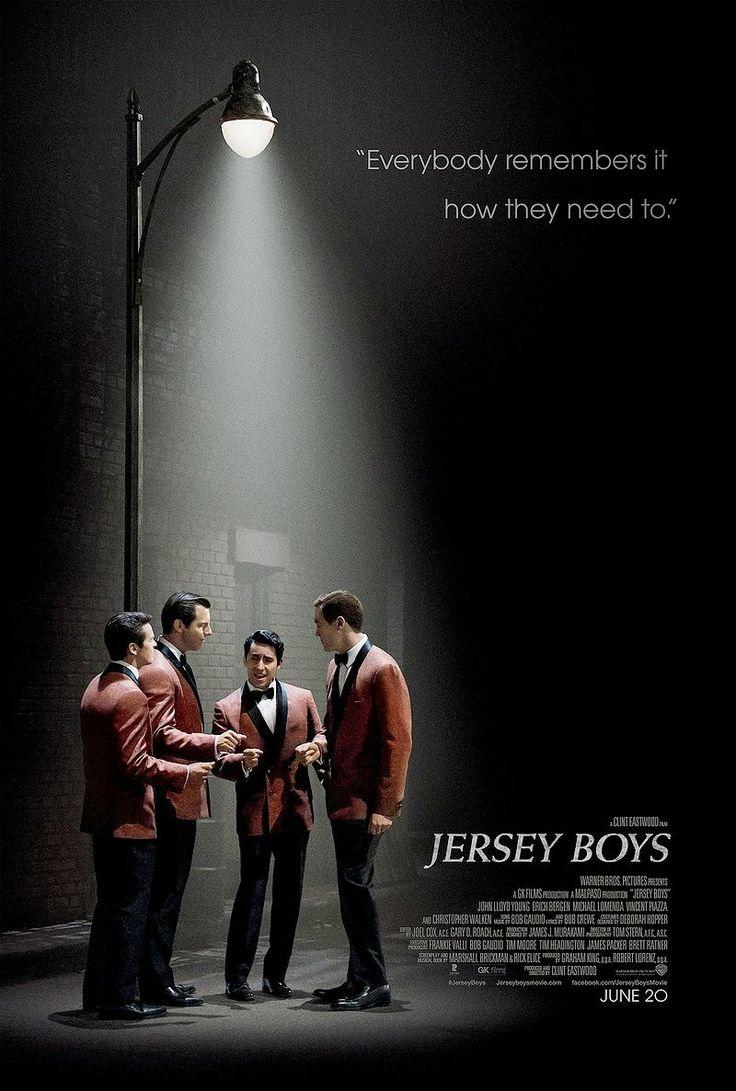 Movies over world around: Jersy Boys 2014
