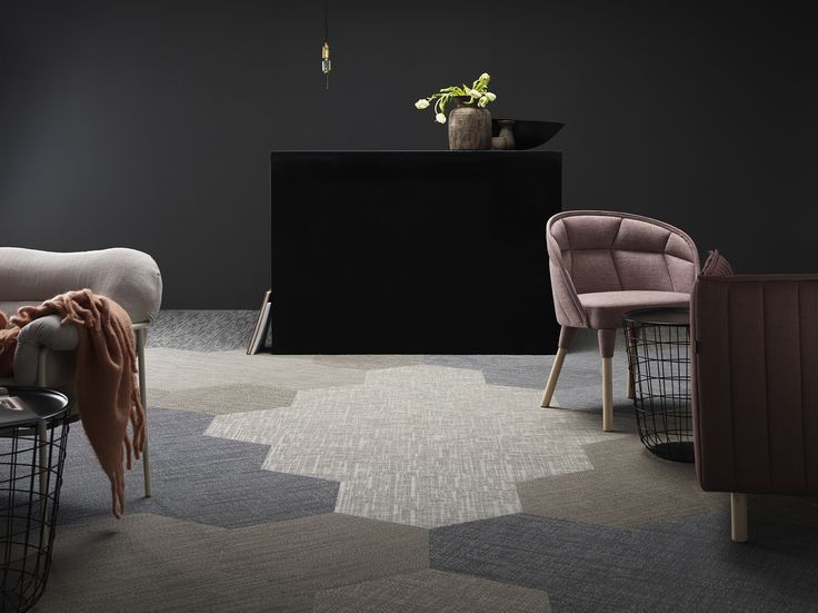 Bolon Studio Tile Hexagon