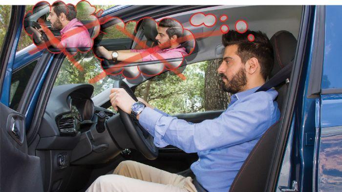 ΕΙΔΙΚΟΤΗΤΑ ΔΙΑΣΩΣΤΗΣ: 5 μυστικά για τη σωστή θέση οδήγησης