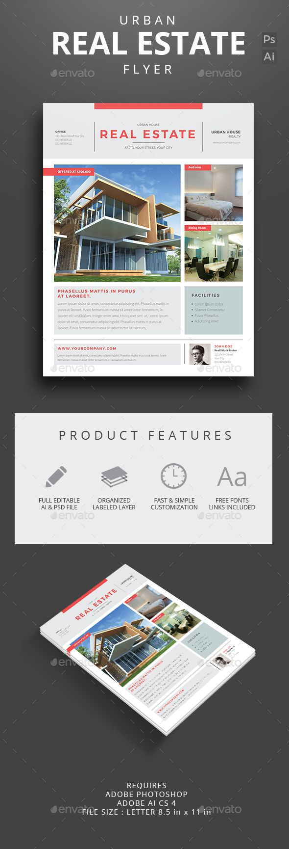49 best Print Design - Sell Sheets images on Pinterest | Graphics ...