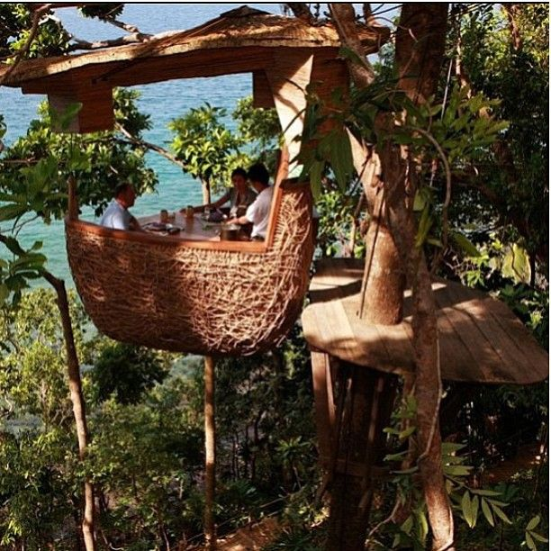Treehouse Dining