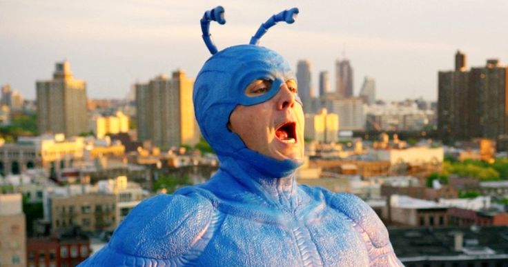 The Tick Trailer Reveals Summer Premiere Date on Amazon -- Fear not, fair citizens, The Tick is on his way, with the new series starring Peter Serafinowicz debuting August 25 on Amazon. -- http://tvweb.com/tick-tv-show-trailer-premiere-date/