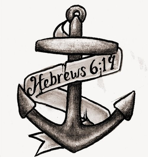 anchor: Hope Anchors, Tattoo Numbers, Inner Sanctuary, Tattoo Piercing, Soul Tattoo, Tattoo Perfect, Anchors Tattoo, Tattoos Piercing, Android App