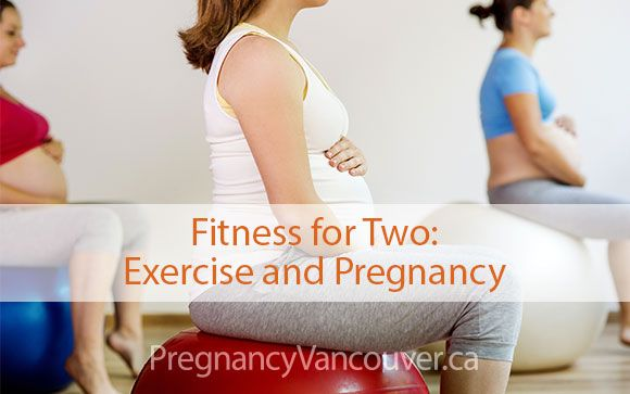 Fitness for Two: Exercise & Pregnancy