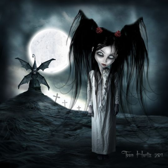 Under The Moon by THZ.deviantart.com