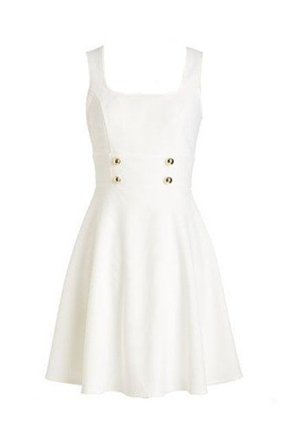 15 White Dresses that Were Made for Graduation