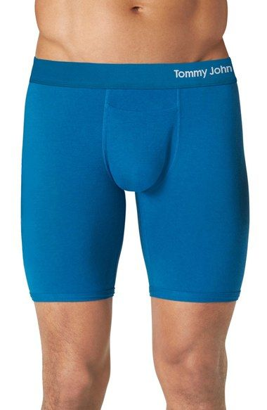 Tommy John 'Cool Cotton' Boxer Briefs available at #Nordstrom