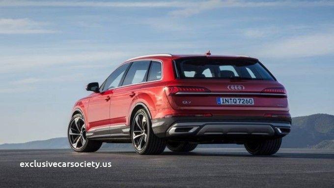 2020 Audi Q7 Specs And Release Date Audi Q7 Audi Audi X7
