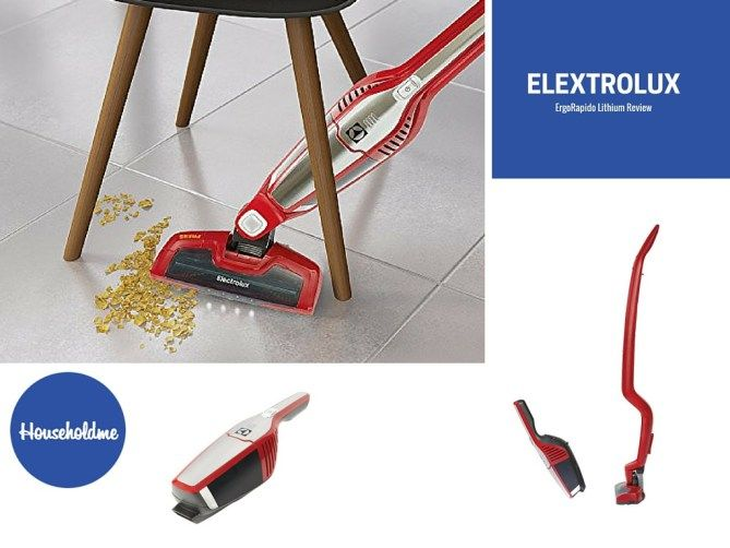 Electrolux ErgoRapido Lithium Review | Buy at Amazon here: http://amzn.to/1XN43OO  #electrolux #ergorapido #lithiumbattery #vacuum #vacuumcleaner #cleaner #stickvacuum