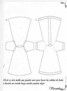 Billedresultat for buy tilda dress pattern