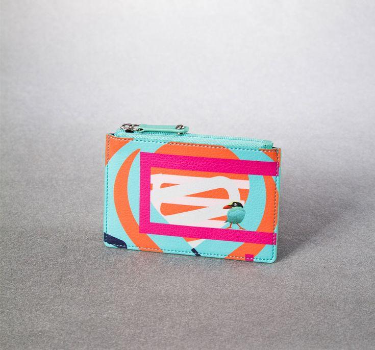 :: EBLOUIR :: Bird card wallet