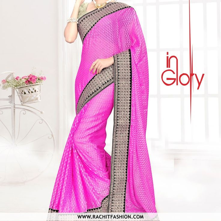 High quality fabric, vibrant colors, elegant embroidery and affordable rates are ensured when you shop with Rachit Fashion.
