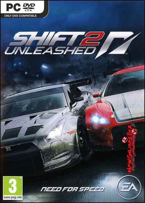 Need for Speed: Shift 2 Unleashed PC Game Free Download Full Version