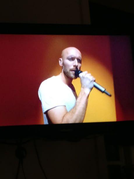 Johnny sins much? Danish Eurovision