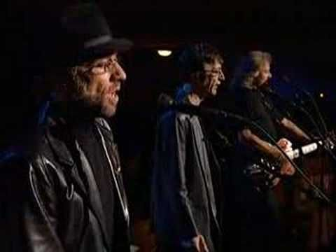 Bee Gees (9/16) - How can you mend a broken heart ...please help me mend this broken heart - harmony,,,