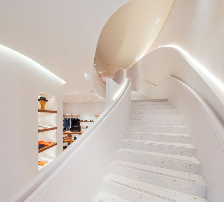 Landmark Retail Havens : Hermes London Flagship