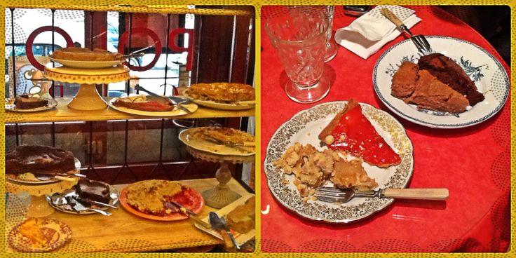 We love desserts français!