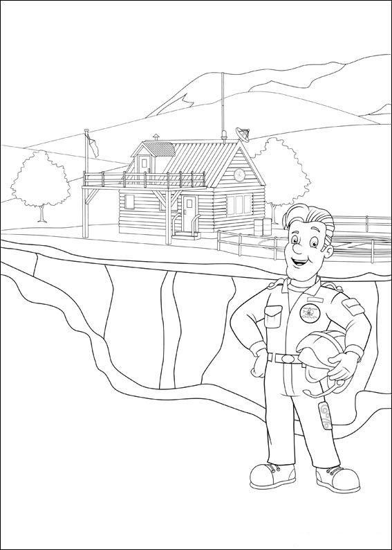 Feuerwehrmann Sam 39 Ausmalbilder Fur Kinder Malvorlagen Zum Ausdrucken Und Ausmalen Feuerwehrmann Sam Ausmalbilder Feuerwehrmann Sam Wenn Du Mal Buch