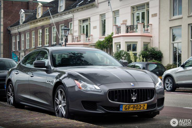 Maserati Quattroporte Diesel 2013 1