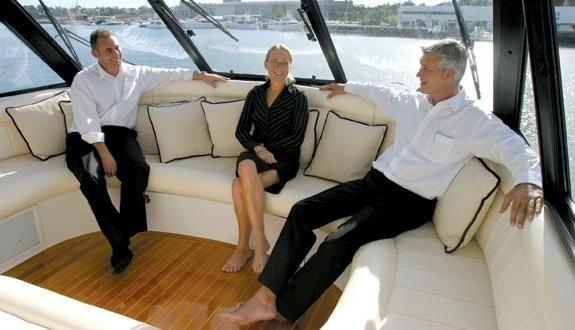 MV Enterprise Cruise Sydney – Harbour Cruises - Luxury Motor Yacht Charter Sydney   Choice Charters