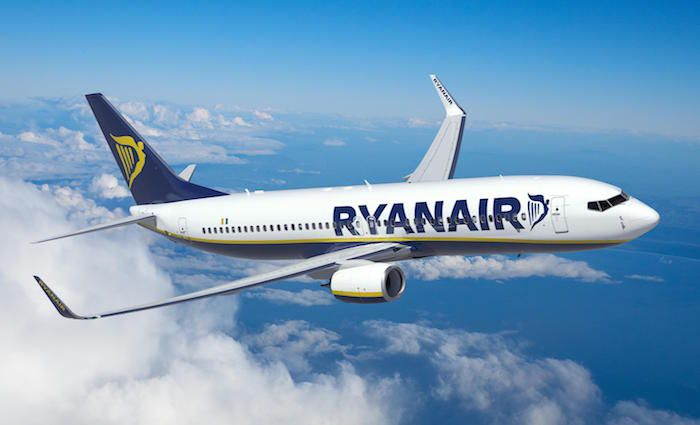 Ryanair: Απ' ευθείας δρομολόγια Αθήνα - Άκαμπα