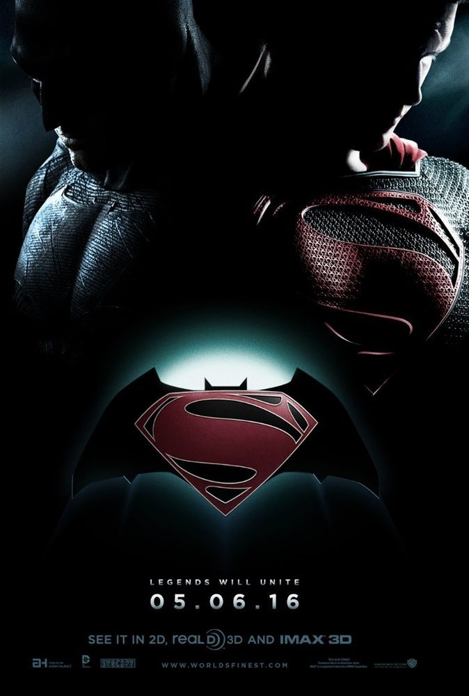 Batman vs. Superman Dawn of Justice
