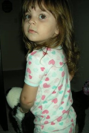 Caylee Marie Anthony. Rest in peace <3