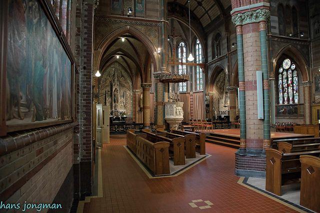 Bonifatiuskerk-5180-2_DxO by hans jongman, via Flickr