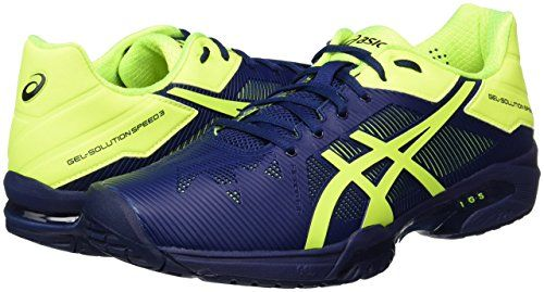 Asics Gel-Solution Speed 3, Scarpe da Tennis Uomo: Amazon.it: Scarpe e borse
