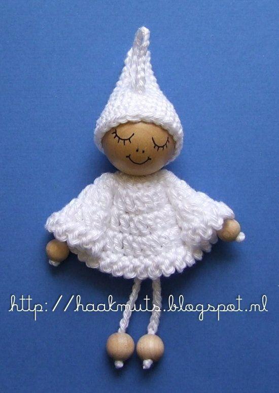 Crochet Doll - Tutorial (use google trnaslate) by ANNA PEREZ