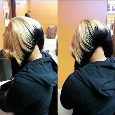 hair style and color hairbywilla bobs boblife illusionpart mswilla 5612