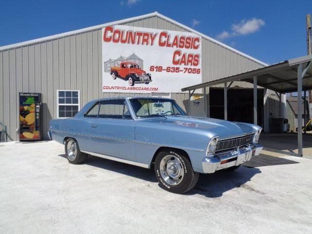 Classic 1966 Chevrolet Nova For Sale 2162151 29 950 Staunton