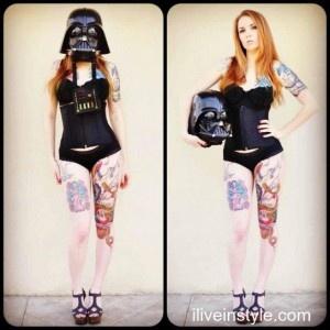 Star Wars - iliveinstyle.com