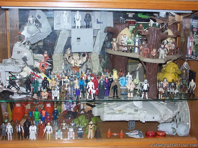 Old Star Wars Toys : Best images about these are a few of my favourite